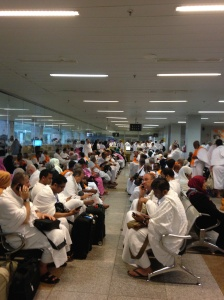 Cidde Havalimanı Bekleme