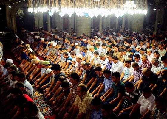 cemaat namazı