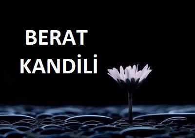 BERAT KANDİLİ